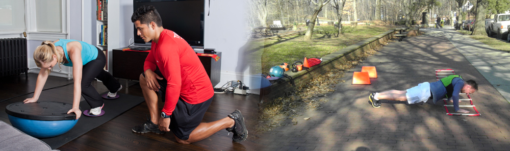 Indoor and Outdoor Training