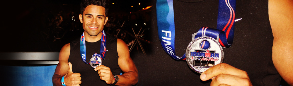 Ironman Triathlete!